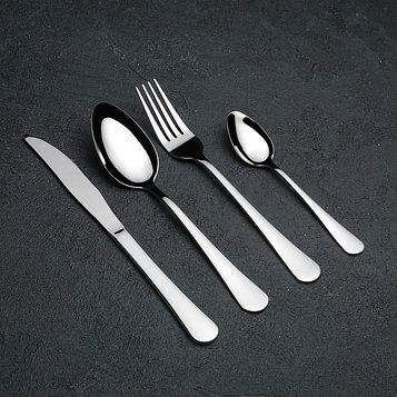 Набор столовых приборов «Премиум», 24 предмета