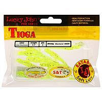 Виброхвост Lucky John Pro S Tioga 6,2см 140119-071 (набор 9 шт)