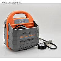 Компрессор бытовой Berkut SMART POWER SAC-180, 220 В, 180л/мин, 8 Атм