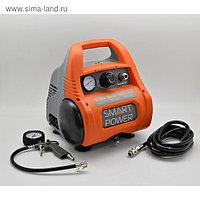 Компрессор бытовой Berkut SMART POWER SAC-280, 220 В, 180л/мин, 8 Атм, ресивер