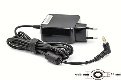 Блок питания для ноутбуков PowerPlant ACER 220V, 19V 40W 2.15A (5.5*1.7) wall mount WM-AC40F5517