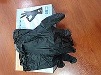 Перчатки смотровые одноразовые (витрил)