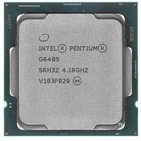 CPU Intel Pentium G6405 4,1 GHz 4Mb 2/4 Comet Lake Lake Intel® UHD Graphics 610 58W FCLGA1200 Tray, фото 1