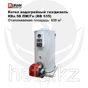 Газовый напольный котел Cronos 2535 MaxGas 350 (с итальянской горелкой)