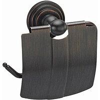 Держатель туалетной бумаги WasserKRAFT Isar Темная бронза (K-7325)