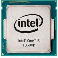 CPU Intel Core i5-10600K 4,1GHz (4,8GHz) 12Mb 6/12 Comet Lake Intel® UHD 630 125W FCLGA1200 Tray