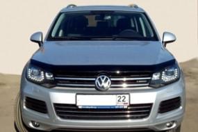 Дефлектор капота Volkswagen Touareg (2010-2018)