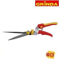 Поворотные ножницы для стрижки травы 368 мм. GRINDA