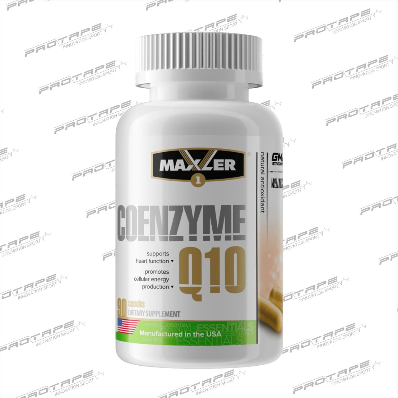 Коэнзим Q10 Maxler Q-10 Coenzyme 90 капс