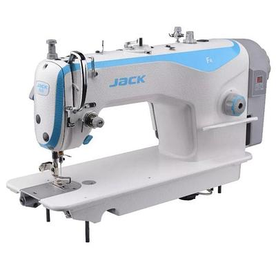 Промышленная швейная машина Jack JK-F4 ( комплект: голова, серводвигатель, стол)