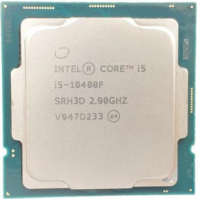 CPU Intel Core i5-10400F 2,9GHz (4,3GHz) 12Mb 6/12 Core Comet Lake 65W FCLGA1200 Tray