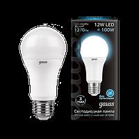 Лампа Gauss A60 12W E27 4100K