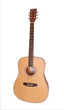 WM-4115 Гитара акустическая, цвет натуральный, Mirra
