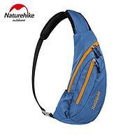 Рюкзак-сумка с одной лямкой 6 л синий Naturehike NH23X008-K