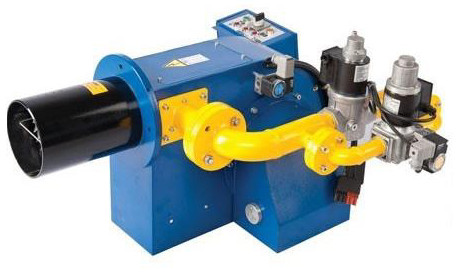 Горелка газовая GNG 90.8 мощность 481-964кВт