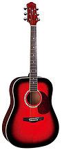 DG220BS Акустическая гитара Naranda