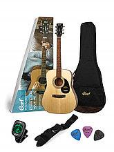 Акустическая гитара + аксессуары, Cort CAP-810-OP Trailblazer