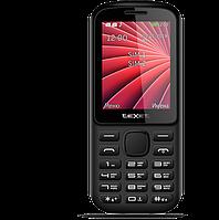 Мобильный телефон Texet TM-218 черно-красный