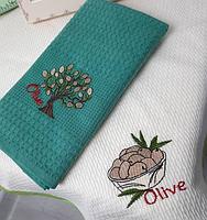 Кухонное полотенце (в упаковке 2шт), фото 5