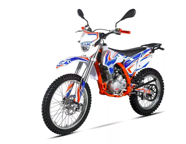 Мотоцикл KAYO K2 MX Enduro 250 - фото 2