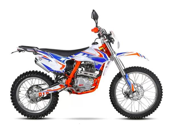 Мотоцикл KAYO K2 MX Enduro 250 - фото 1