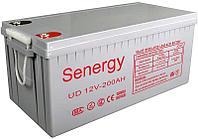 Аккумулятор Senrgy(12В, 200Ач) для ИБП и Солнечных электорстанций