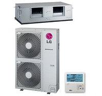 Высоконапорный канальный кондиционер LG High Inverter UB85W / UU85W