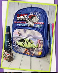 Школьный 3D рюкзак