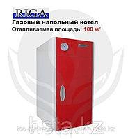 Газовый напольный котел ALEO КСГ-16, мощность 16 кВт до 160 м²