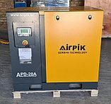 Винтовой компрессор APD-20A, -2,3 куб.м, 15кВт, AirPIK, фото 4