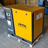 Винтовой компрессор APD-20A, -2,3 куб.м, 15кВт, AirPIK, фото 3