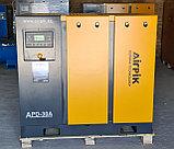 Винтовой компрессор APD-30A, -3,6 куб.м, 22кВт, AirPIK, фото 3