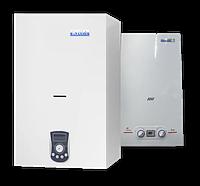 Газовый настенный котел ALEO L1P18, мощность 18 кВт 60-120 м² Дымоход в комплекте!