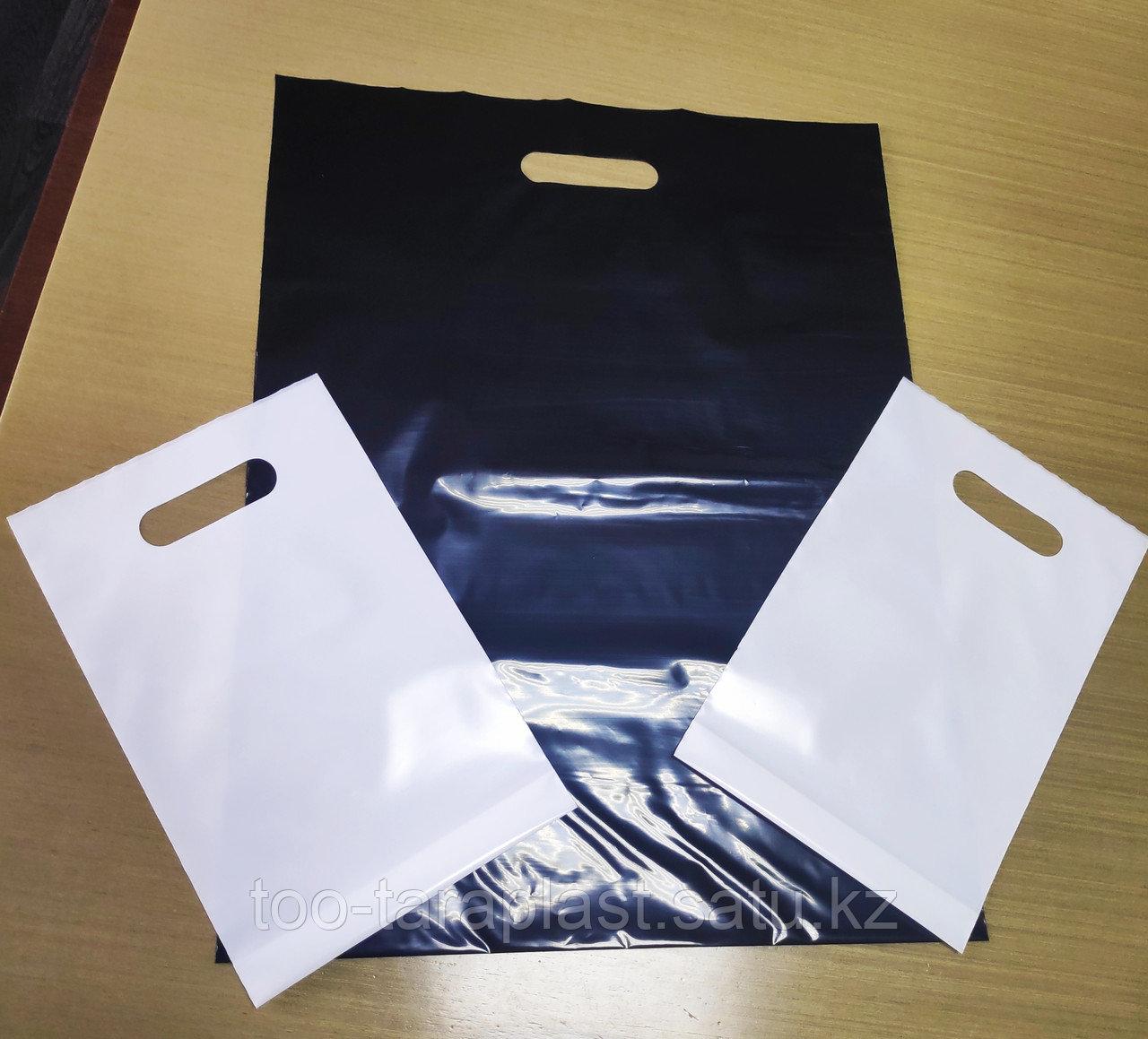 Пакеты полиэтиленовые 24*35см - фото 2