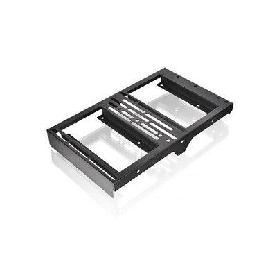 Кронштейн Thermaltake Core P5 AIO Bracket/Black/SGCC, AC-040-A31NAN-C1