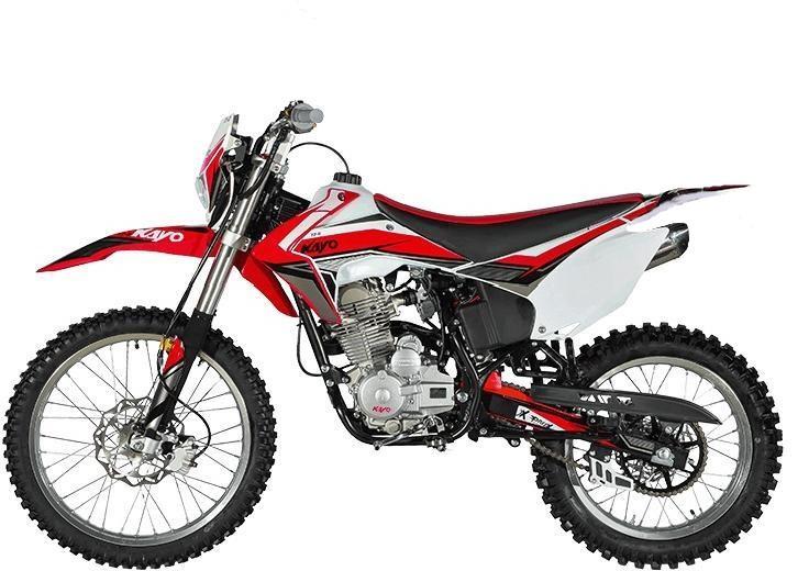 Мотоцикл KAYO T-1 Enduro 250