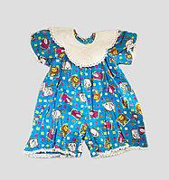 Пижама-комбинезон для детей
