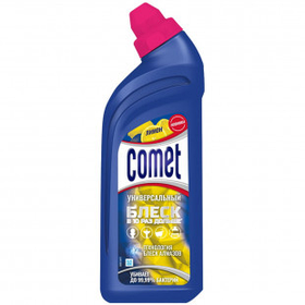"""Чистящий гель универсальный Comet """"Лимон"""", 450 мл"""
