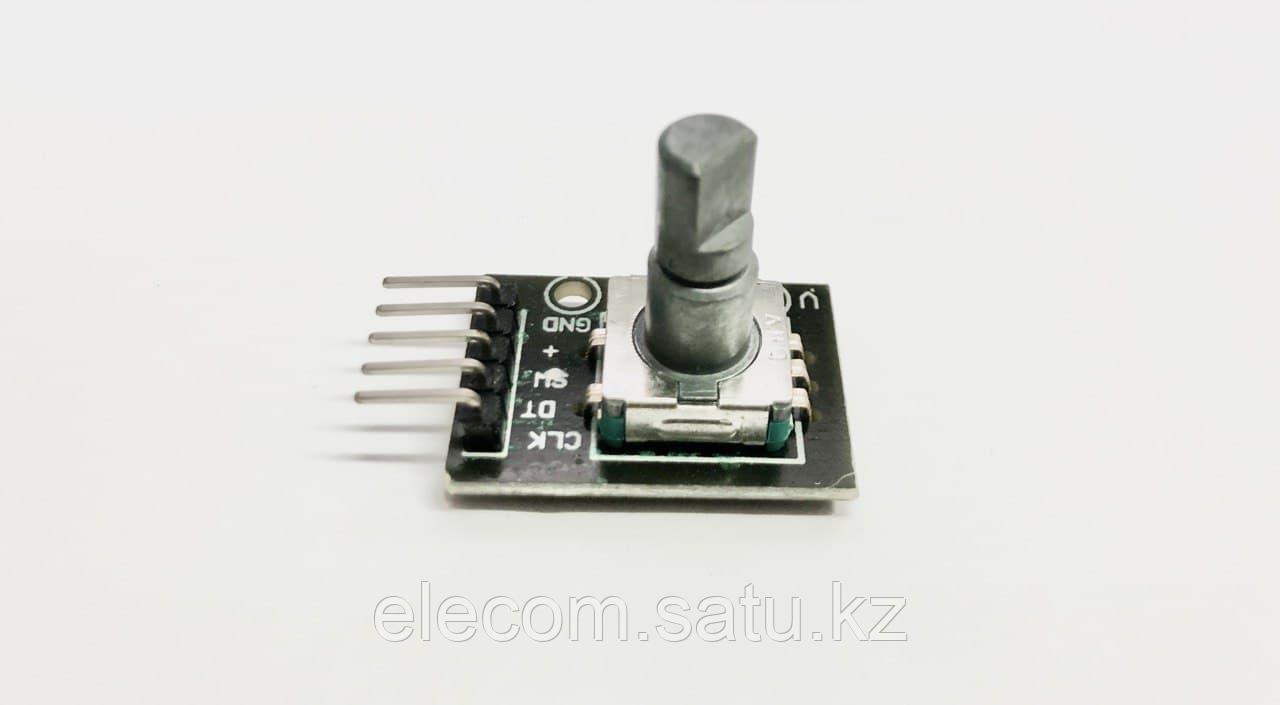 Поворотный энкодер, модуль для Arduino