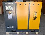 Винтовой компрессор APD-40A, -5 куб.м, 30кВт, AirPIK, фото 5