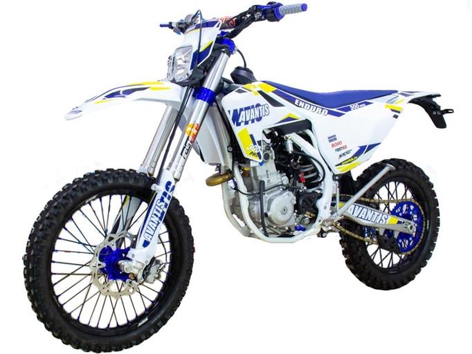Мотоцикл KEWS Avantis Enduro 300