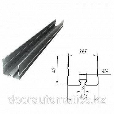 Профиль стальной верхний/нижний для гаражных секционных ворот
