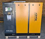 Винтовой компрессор APD-50A, -6,2 куб.м, 37кВт, AirPIK, фото 4