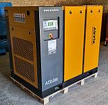 Винтовой компрессор APD-50A, -6,2 куб.м, 37кВт, AirPIK, фото 3
