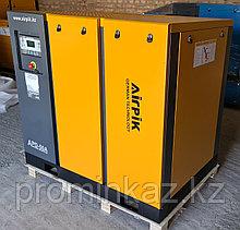 Винтовой компрессор APD-50A, -6,2 куб.м, 37кВт, AirPIK