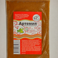 Артемия Цисты замороженная 1 кг