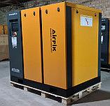 Винтовой компрессор APD-50V, -6,2 куб.м, 37кВт, (с частотным приводом+двиг.PM) AirPIK, фото 4