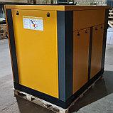 Винтовой компрессор APD-50V, -6,2 куб.м, 37кВт, (с частотным приводом+двиг.PM) AirPIK, фото 5