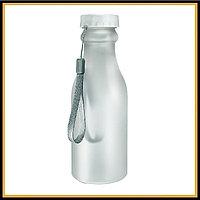 Бутылка для воды (без логотипа) 500мл белая матовая