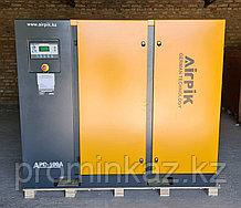 Винтовой компрессор APD-100A, -12,6 куб.м, 75кВт, AirPIK